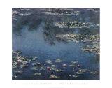 Waterlilies Prints by Claude Monet