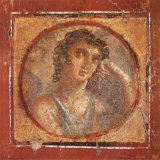 Frescos from Pompei II Posters