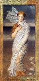 Golden Women I Posters by Albert Joseph Moore