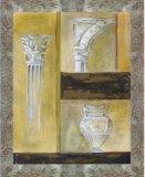 Magna Grecia IV Poster by M. Della Casa