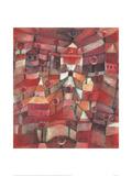 The Rose Garden Giclée-Druck von Paul Klee