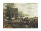 The Leaping Horse Posters by John Constable