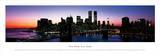 New York, New York Print by James Blakeway