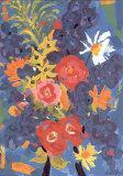 Bouquet 1 Posters by Sarah Gillard