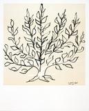 Der schlichte Baum Kunstdruck von Henri Matisse