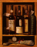 Malt Whisky Art by Raymond Campbell