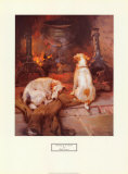 Warming by the Hearth Posters by Philip Eustace Stretton
