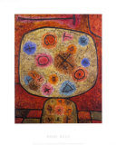 Composition Prints by Paul Klee