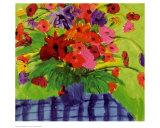 Wild Flowers Posters av Walasse Ting