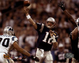Tom Brady - Super Bowl XXXVIII - Passing ©Photofile Photographie
