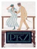 PKZ Giclee Print by Brynolf Wennerberg