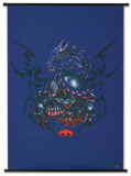 Guardians of Paradise Wall Scroll