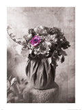Violets Print