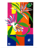 Die kreolische Tänzerin, 1950 Kunstdrucke von Henri Matisse