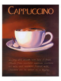 Urban Cappuccino Posters by Paul Kenton