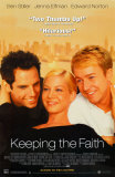 Keeping the Faith Posters