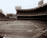 Yankee Stadium Right Field - 1951 World Series Game 6 &#169;Photofile Photo