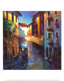 Daybreak in Venice Posters by Nancy O'toole