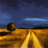 The Way Home Print by Tandi Venter
