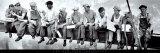 New York: Männer auf einem Stahlträger|New York Men on Girder Foto