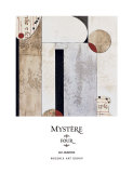 Mystere IV Print by Elizabeth Jardine