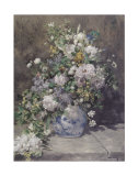 Spring Bouquet, 1866 Posters by Pierre-Auguste Renoir