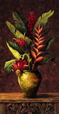 Tropical Arrangement I Posters by Eduardo Moreau