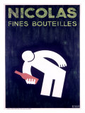 Nicolas Giclee Print by Francis Bernard