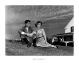 Jack and Jackie, 1953 Prints