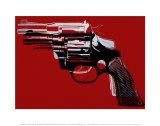 Andy Warhol - Pistole (Guns, cca1981–82) Obrazy