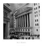 Wall Street - Bull Market Kunstdruck
