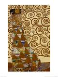 Expectation Posters por Gustav Klimt