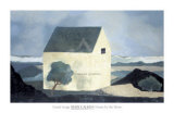 House by the Shore Posters by Mary Calkins