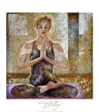 Yogi I Print by Marta Wiley