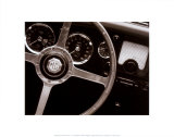 Steering Wheel Prints by John Maggiotto
