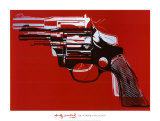 Guns, ca. 1981-82 Posters af Andy Warhol