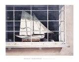 Window by the Sea Prints by Michael Felmingham
