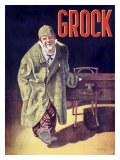 Grock the Circus Clown Giclee Print