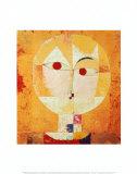 Senecio (Old Man), 1922 Affiche par Paul Klee