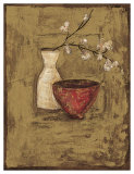 Sake Bowl Prints by Matina Theodosiou