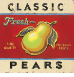 Classic Pears Prints by Angela Staehling