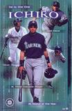 Ichiro Suzuki The ONE POSTER Seattle Mariners RARE NEW Plakater