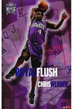 Chris Webber Sacramento Kings NBA Basketball POSTER Posters
