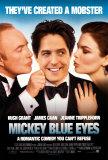 Mickey niebieskie oko Plakaty