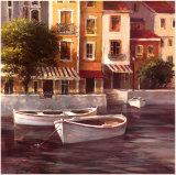 Mediterranean Dawn II Posters by Brent Heighton