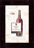 Vintner's Reserve II Poster by Lauren Hamilton