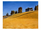 Discovery Park Hill Giclee Print by Mary Iverson