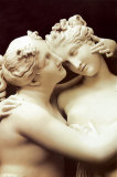 Two Friends Prints by Antonio Canova