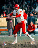 Len Dawson - prepare to pass Photo
