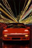 Porsche 911 Slopenose Convertible Posters